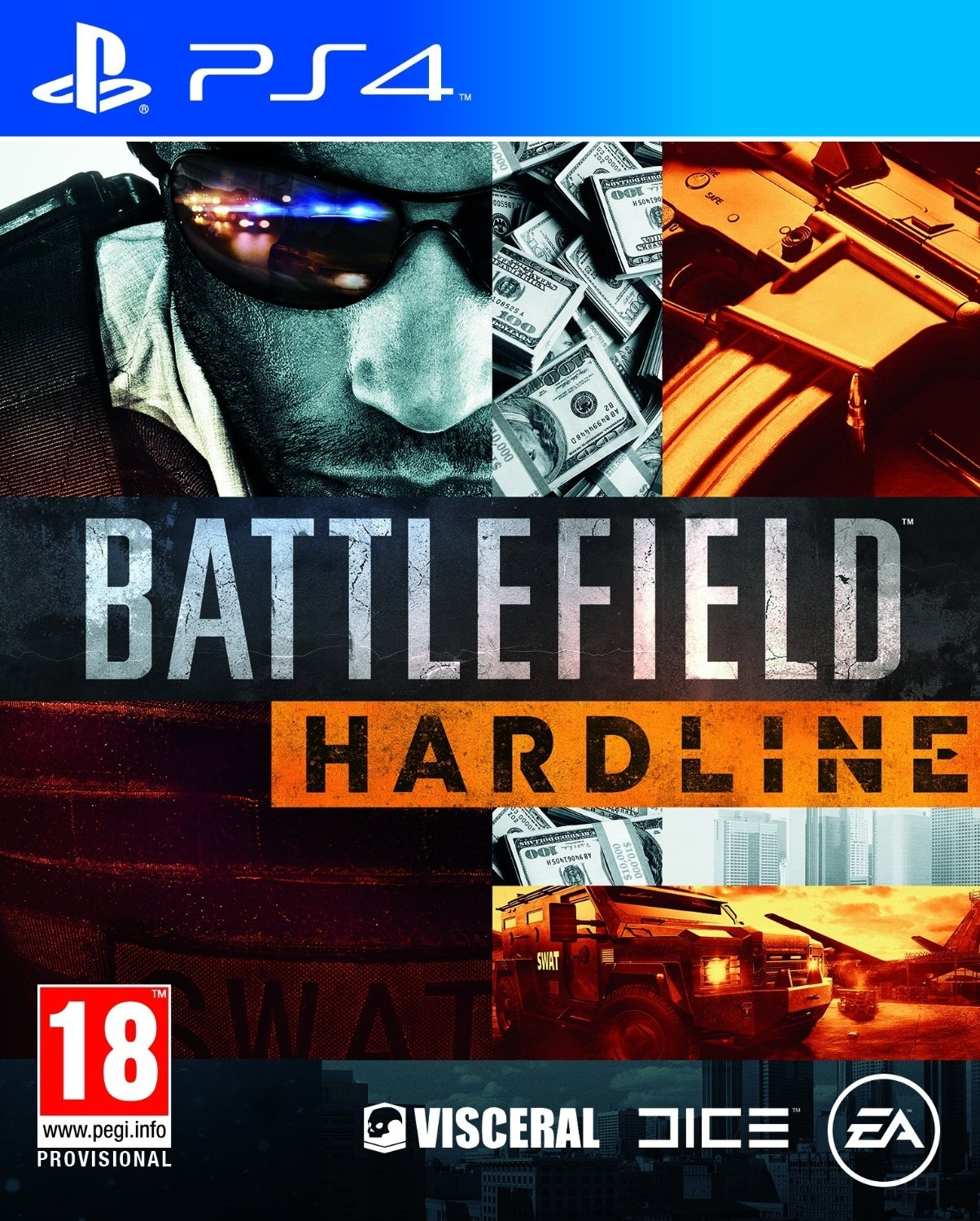 Battlefield Hardline (PS4)